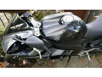 Yamaha r1 56 reg 23000 on the clock sensible offers