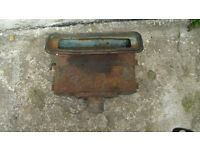 Ford Anglia 105e parts - heater box