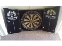 Dart Board with unit