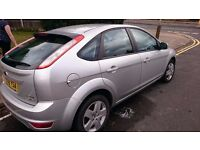 £1900 Ford Focus 1.6 TDCi DPF Style 5dr SILVER MOT due 11/04/2017