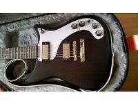 Epiphone Wilshire re-issue *like new condition*