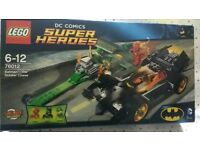 Lego dc 76012 complete boxed