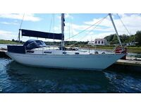 CONTESSA 32 BEAUTIFUL 6 BERTH SAILING YACHT WELL UPDATED READY TO GO £22950