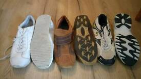 Size 10 mens shoes