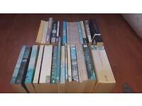 Selection of books- modern classics inc. Truman Capote, Jack Kerouac, John Steinbeck, Graham Greene