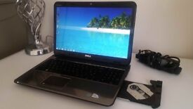 Laptop DELL INSPIRON 15.6 Screen - Intel Pentium - 4GB Ram - 500GB Hard Drive - £120