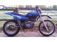 Yamaha XT 600 1991 registered 1994