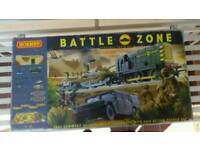 Hornby Battlezone Train Set