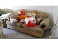 3 piece sofa settee