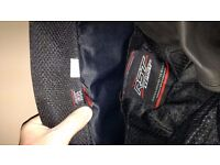 RST 2 piece sports leathers