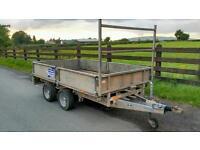Ifor Williams trailer 10x5-6