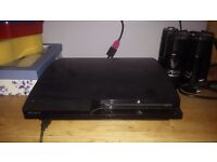PS3 With 2 controller