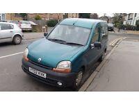 Renault kangoo diesel manual tax and mot ready to drive