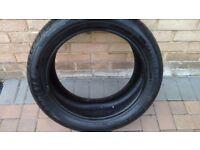 Tyre 215/50/17 Goodyear efficient grip tyre
