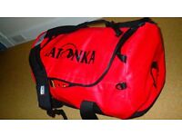 TATONKA 65L DUFFLE BARREL BAG