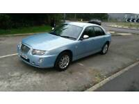 2005 Rover 75 facelift 2.0 CDTi turbo diesel with bmw engine and tow bar