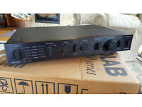 AudioLab 8000C and 8000P. Pre and Power Amplifiers. Boxed