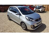 KIA PICANTO 1.0 City 3dr - 2 YEARS MANUFACTURER WARRANTY