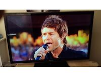 """Samsung 46"""" Full 1080p Smart LED TV With Freeview HD (Model UE46D5520)!!!"""