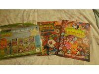 12 Moshi Monsters books
