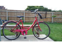 Woman's bike in good condition