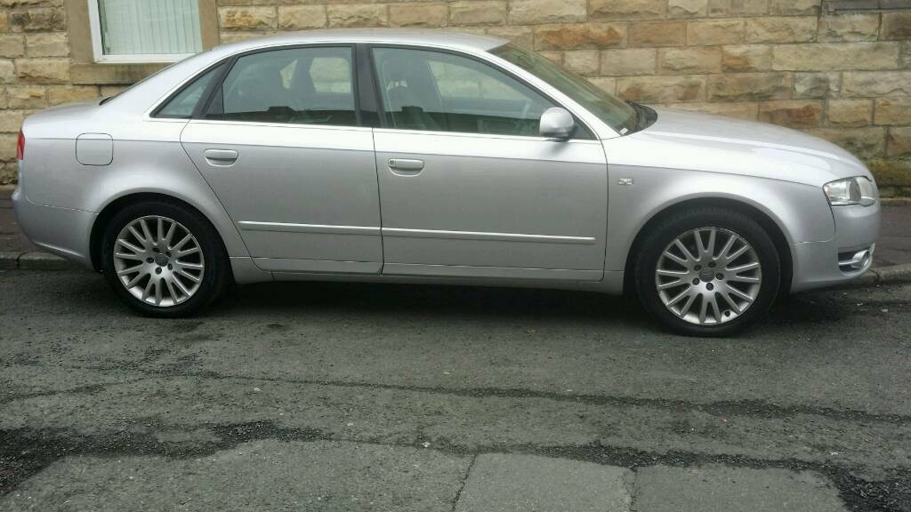 Audi A4 automatic diesel 1 doctor owner full service timing don