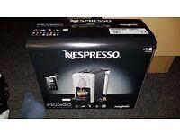 Nespresso Prodigio Coffee Machine -M135 Silver with Bluetooth latest model bnib