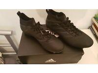 Adidas ace 17.3 black size 9