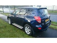 2008 RAV4 XTR 2.0 5dr Automatic with a genuine 42,000 miles only. Viewing Recommended!