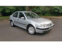 2002 VW BORA 1.6 16v S 4 DOOR (MOT TO NOVEMBER 18, GOOD CONDITION)