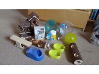 Hamster/Gerbil accessories