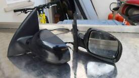 Lupo Electric Heated Stubby Wing Mirrors