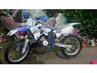 Yamaha YZ 125 Evo
