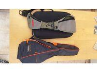 Sakura Crosser LRF bag & Rapala Magnum Sling Bag