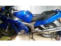 Honda black bird (Mot)