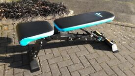MENS HEALTH HEAVY DUTY WEIGHTS BENCH
