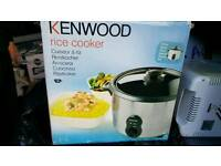 Kenwood Rice cooker new