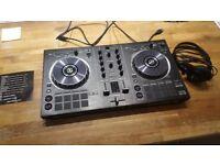 Pioneer DDJ - RB Decks inc Rekordbox software