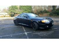 Hyundai Coupe V6 Manual 6 speed
