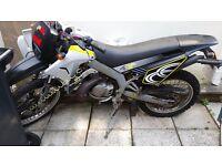 50 cc enduro bike