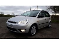 *!*Beautiful*!* 2005 Ford Fiesta 1.4 FLAME **FULL YEARS MOT ** 15'' FORD ALLOYS **SERVICE HISTORY**