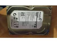 Hard drives SATA 3.5 ""
