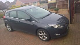 Ford Focus 1.0 SCTi EcoBoost Zetec 5dr Grey - Low Mileage