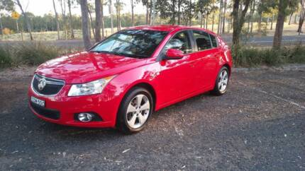 Turbo Diesel Holden Cruze 2013 JH Series II Automatic