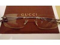 Gucci vision Glasses Excellent condition