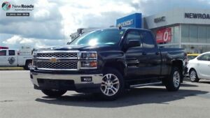2014 Chevrolet Silverado 1500 LT,4X4, DOUBLE CAB, ONE OWNER,...