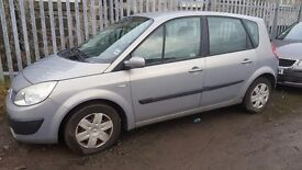 2004 Renault Scenic auto great conditon new front and rear discs and pads,new timing belt,cv joints