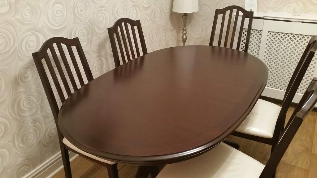 furniture balmoral table and chairs in rutherglen glasgow gumtree