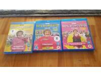 Mrs Brown boys dvd