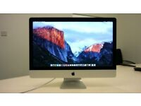 2015 Apple iMac Slim 21.5' Desktop 1.6GHz Core i5 8Gb Ram 1TB HDD Logic Pro Ableton Cubase Massive